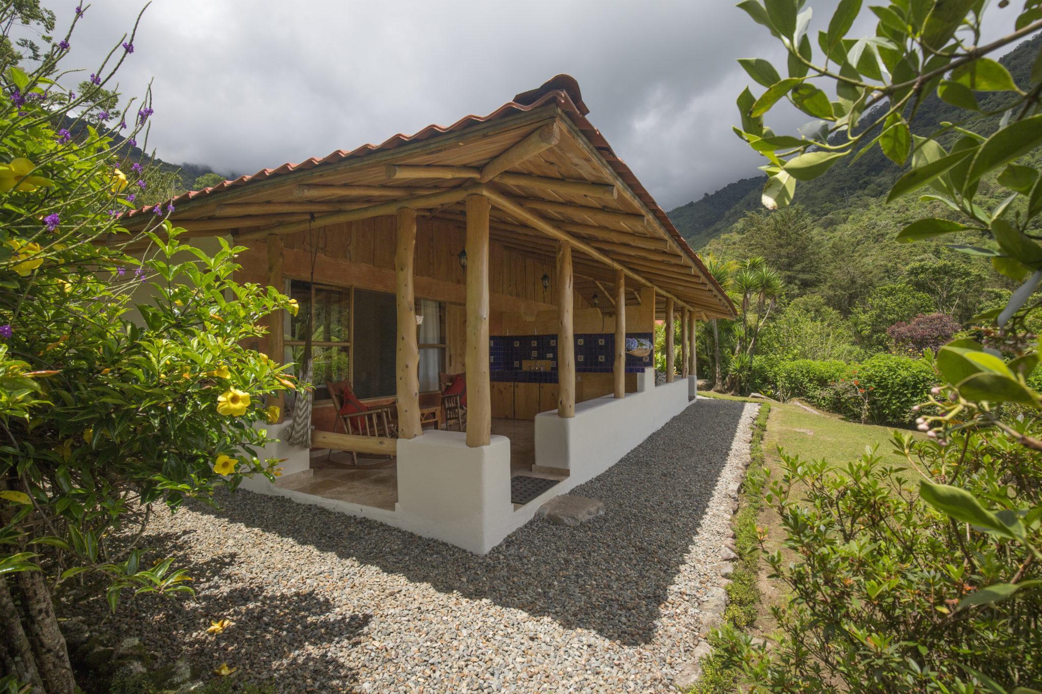 Secretos Del Bambú Habitación Quetzal Suite