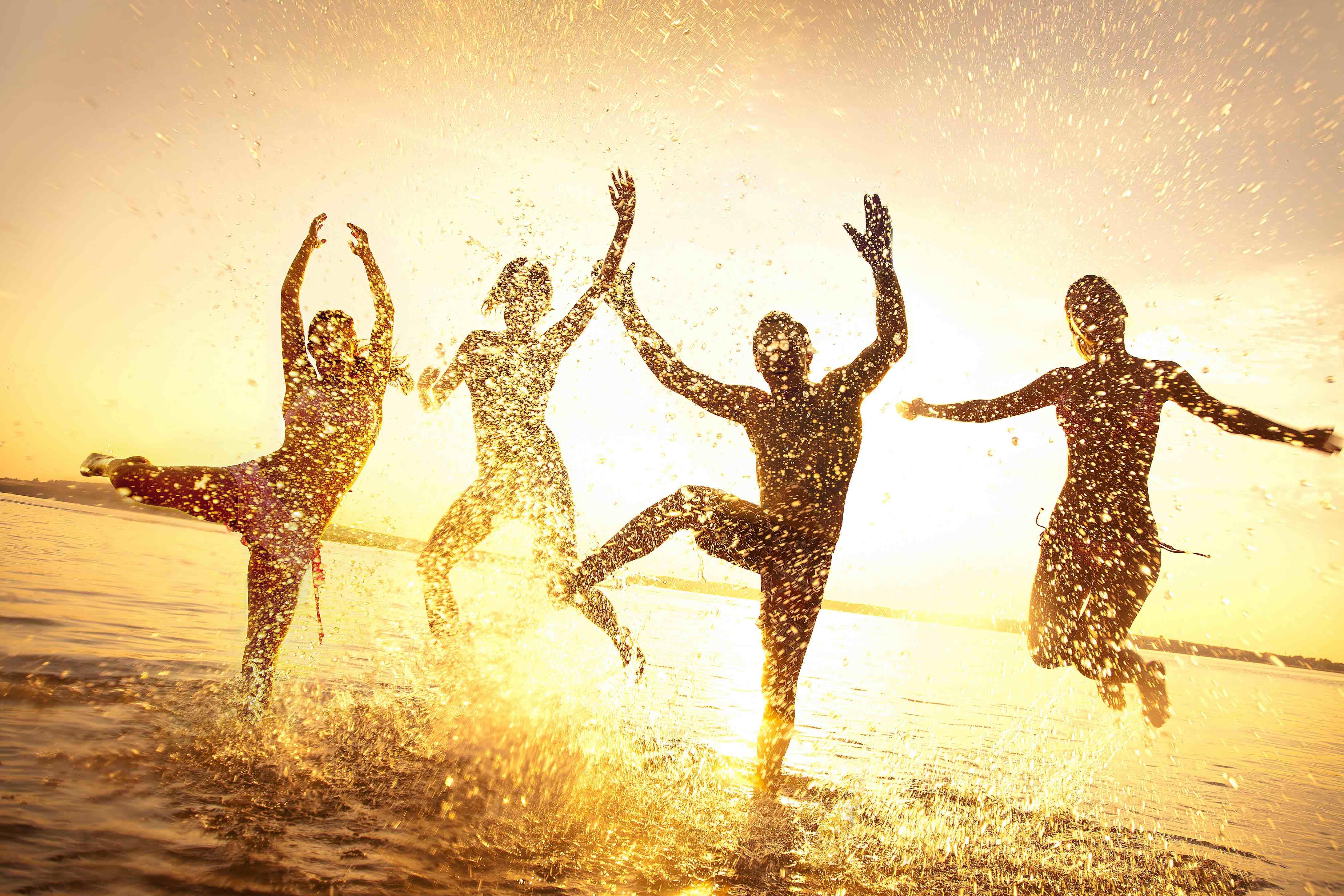secreto para que la gente sea feliz
